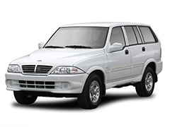 Запчасти для SSANGYONG MUSSO