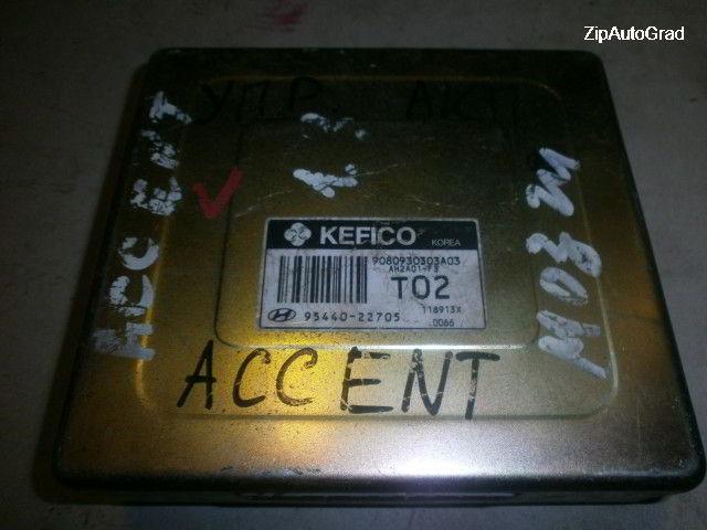 Блок управления автоматом 95440-22705 Hyundai Accent. G4EC.
