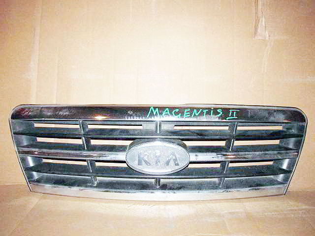 Решетка Kia Magentis. Кузов: . Дата выпуска: 2002-06.  фото 2