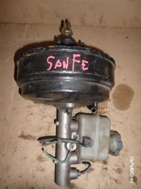 Главный тормозной цилиндр Hyundai Santa fe. Кузов: классик.