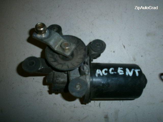 Мотор дворников Accent.