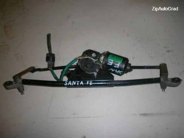 Мотор дворников Hyundai Santa fe. Кузов: классик.