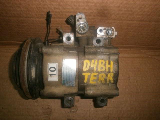 Компрессор кондиционера Terracan. D4BH.