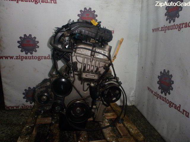 Двигатель Chevrolet Spark. Кузов: NEW. B10D1. , 1.0л., 68л.с. Дата выпуска: 2010-.  фото 4