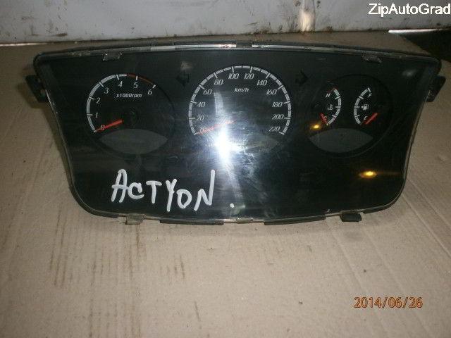 Спидометр 80210-32010 Ssangyong Actyon. Кузов: SPORT. D20DT.