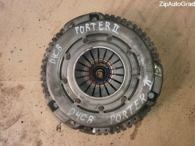 Сцепление Hyundai Porter. Кузов: 2. D4CB.