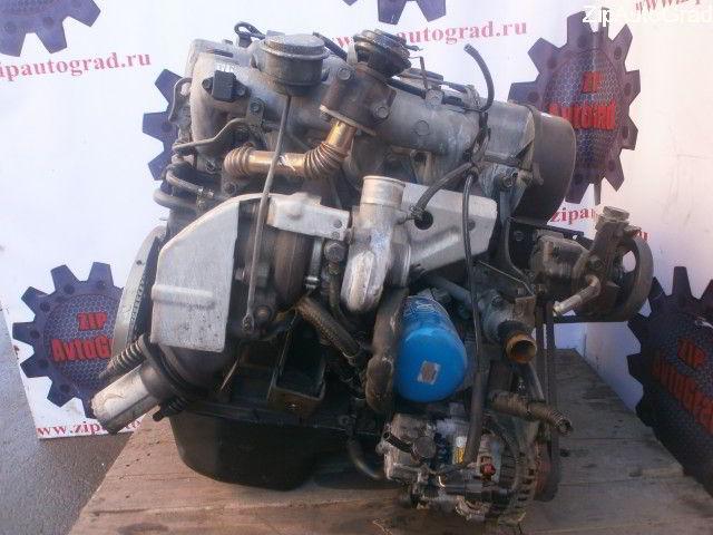 Двигатель Hyundai Terracan. D4BH. , 2.5л., 99л.с.  фото 2