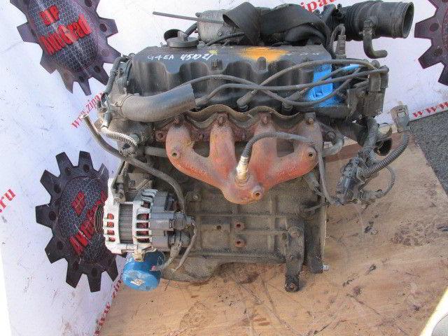 Двигатель Hyundai Accent. G4EA. , 1.3л., 83л.с.  фото 2