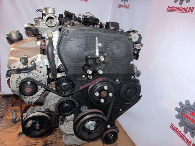 Двигатель Kia Grand carnival. J3. , 2.9л., 186л.с. Дата выпуска: 2007-....