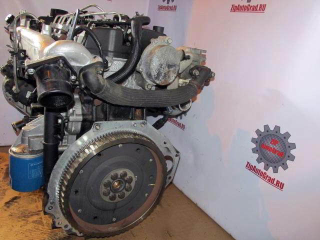 Двигатель Kia Grand carnival. J3. , 2.9л., 186л.с. Дата выпуска: 2007-....  фото 3