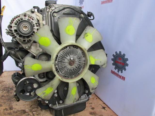 Двигатель Hyundai Starex. D4CB. , 2.5л., 140л.с.  фото 2