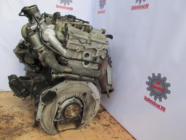 Двигатель Hyundai Starex. D4CB. , 2.5л., 140л.с.  фото 4