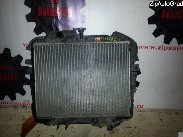 Радиатор основной Hyundai Porter. Кузов: 2. D4CB.