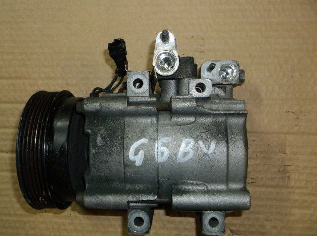 Компрессор кондиционера Hyundai Sonata. Кузов: 5. G6BV.