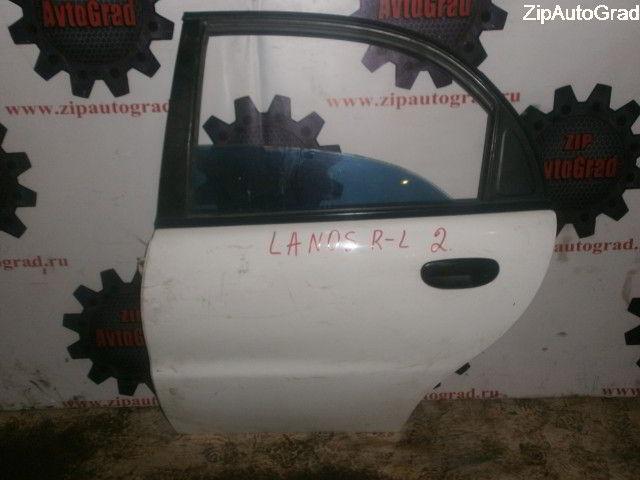 Задняя левая дверь Chevrolet Lanos.