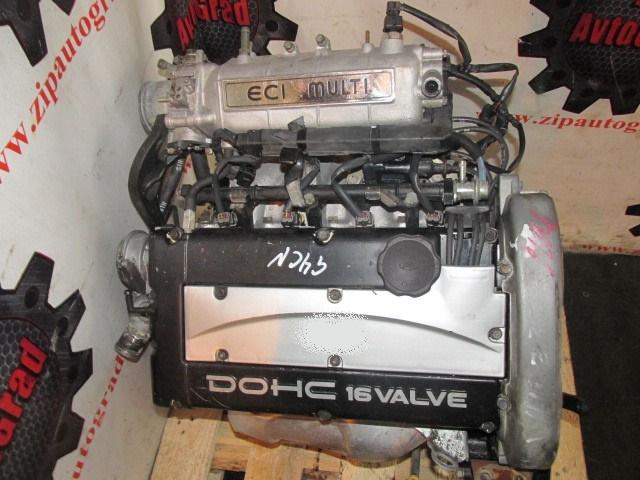 Двигатель Hyundai Sonata. Кузов: 3. G4CN. , 1.8л., 127л.с.