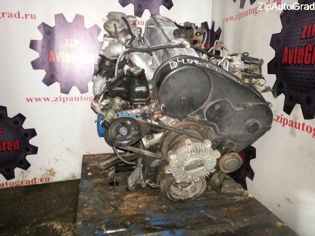 Двигатель Hyundai Galloper. D4BF. , 2.5л., 99л.с.  фото 3