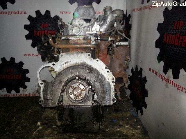 Двигатель Hyundai Galloper. D4BF. , 2.5л., 99л.с.  фото 4