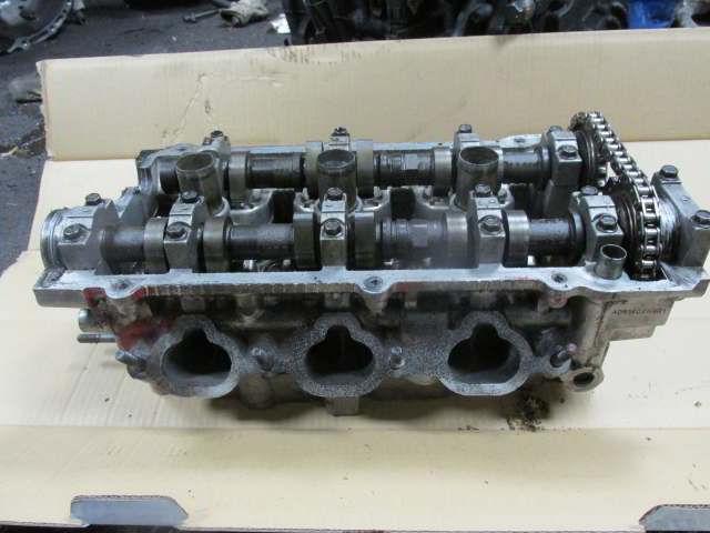 Головка блока цилиндров Hyundai Santa fe. Кузов: классик. G6BA. , 2.7л. фото 4