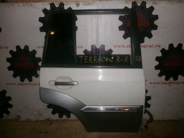 Задняя правая дверь Terracan.