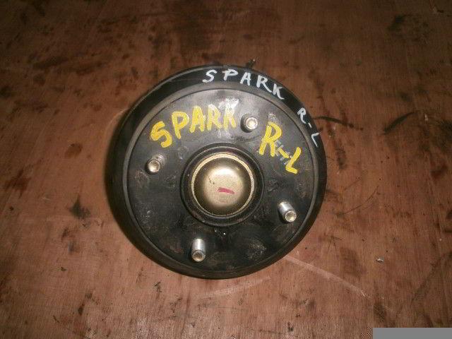 Задняя левая ступица Chevrolet Spark.