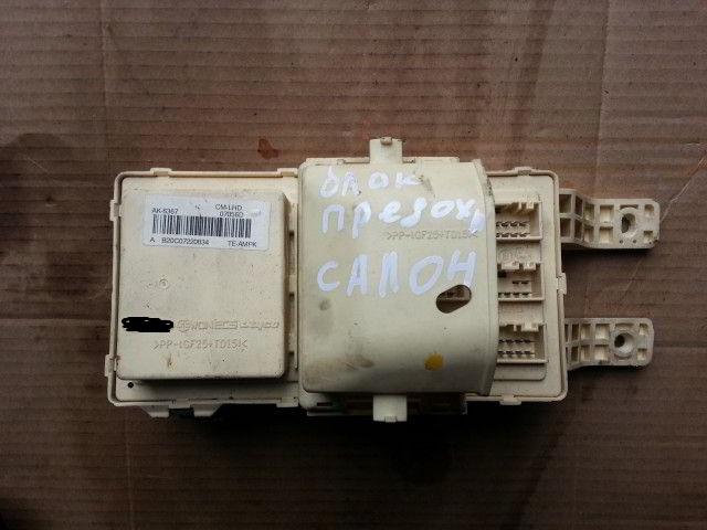 Блок предохранителей 91950-2B210 Santa fe. Кузов: 2.