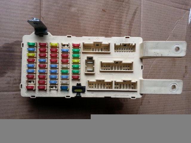 Блок предохранителей 91950-2B210 Santa fe. Кузов: 2.  фото 2