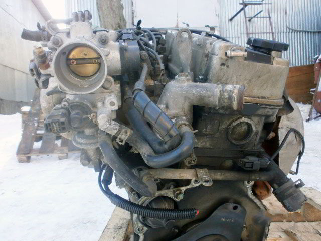 Двигатель Hyundai Sonata. Кузов: 3. G4CP. , 2.0л., 105л.с.  фото 4