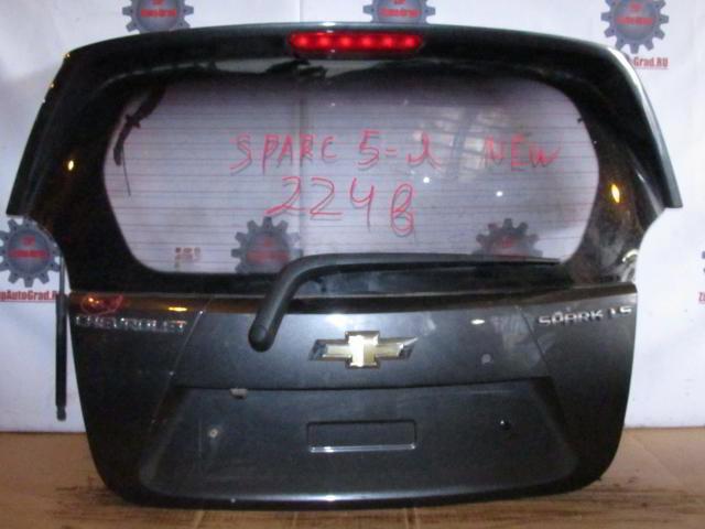 Дверь задняя Chevrolet Spark. Кузов: NEW.  фото 2