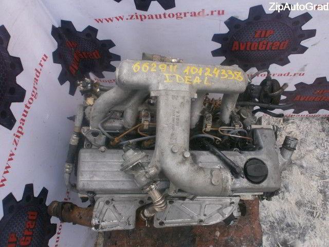 Двигатель Ssangyong Istana. 662911. , 2.9л., 120л.с.