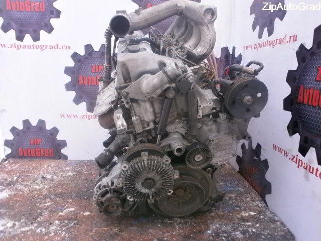 Двигатель Ssangyong Istana. 662911. , 2.9л., 120л.с.  фото 3