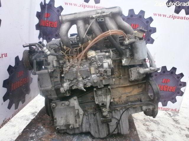 Двигатель Ssangyong Istana. 662911. , 2.9л., 120л.с.  фото 4