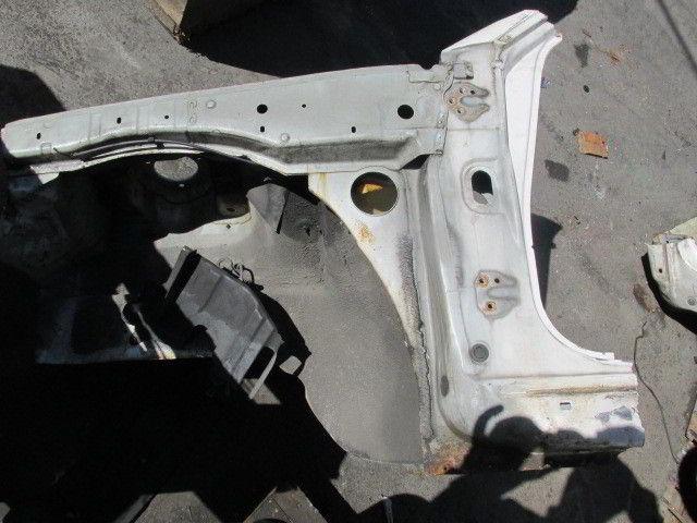 Левый лонжерон Hyundai Sonata. Кузов: 5.  фото 2