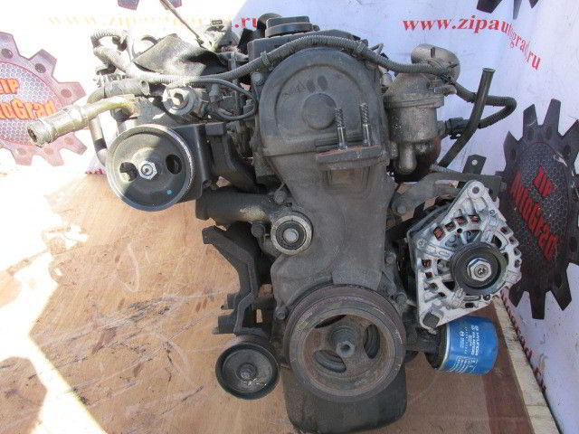 Двигатель Hyundai Getz. G4EA. , 1.3л., 83л.с.  фото 4