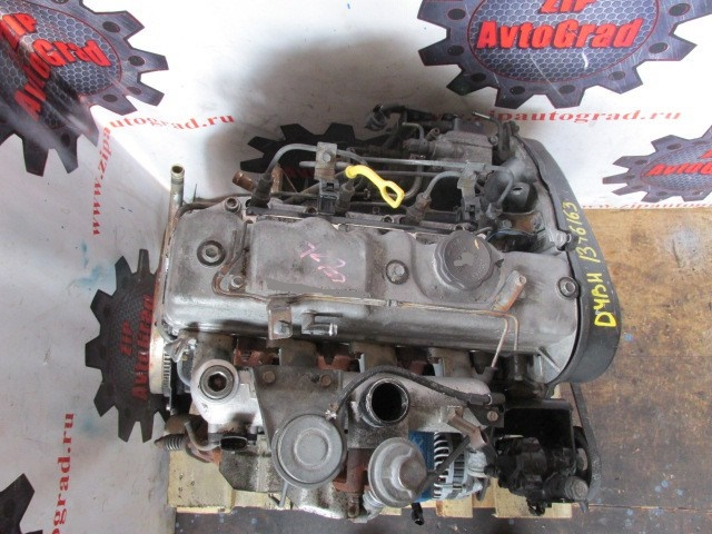 Двигатель Hyundai Galloper. D4BH. , 2.5л., 99л.с.