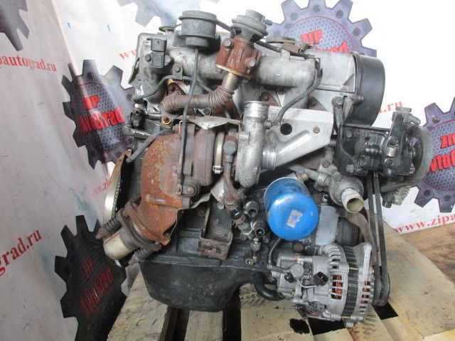 Двигатель Hyundai Galloper. D4BH. , 2.5л., 99л.с.  фото 2