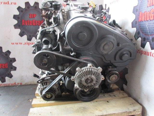 Двигатель Hyundai Galloper. D4BH. , 2.5л., 99л.с.  фото 3