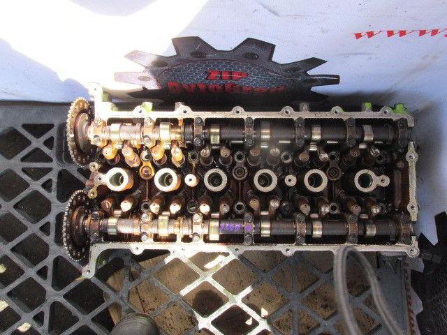 Головка блока цилиндров Chevrolet Epica. X20D1.