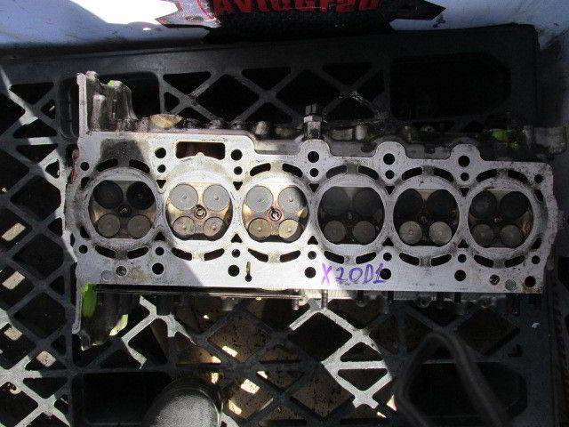 Головка блока цилиндров Chevrolet Epica. X20D1.  фото 4