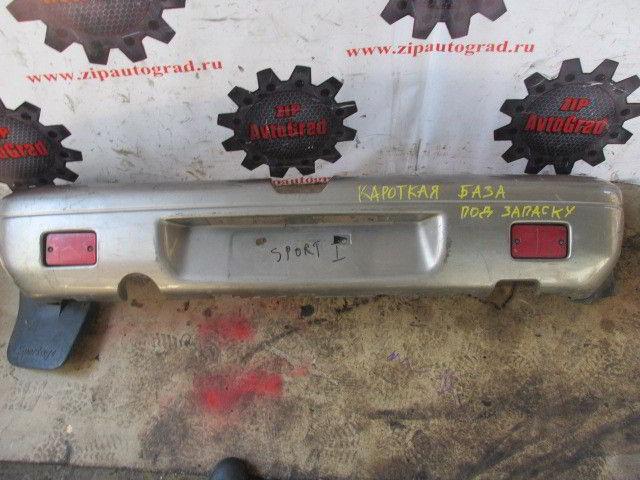 Задний бампер Kia Sportage. Кузов: 1.  фото 3