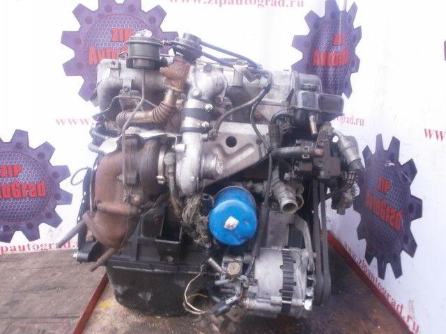 Двигатель Hyundai Porter. D4BF. , 2.5л., 99л.с.  фото 2
