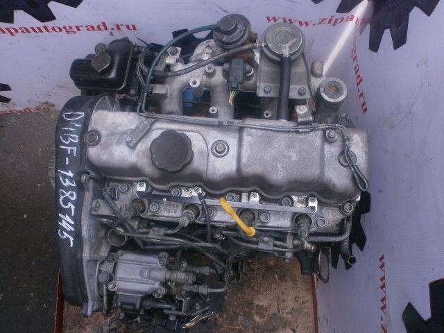 Двигатель Hyundai Porter. D4BF. , 2.5л., 99л.с.  фото 4