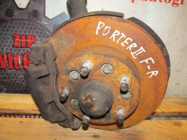 Передняя правая ступица Hyundai Porter. Кузов: 2. D4CB.  фото 3