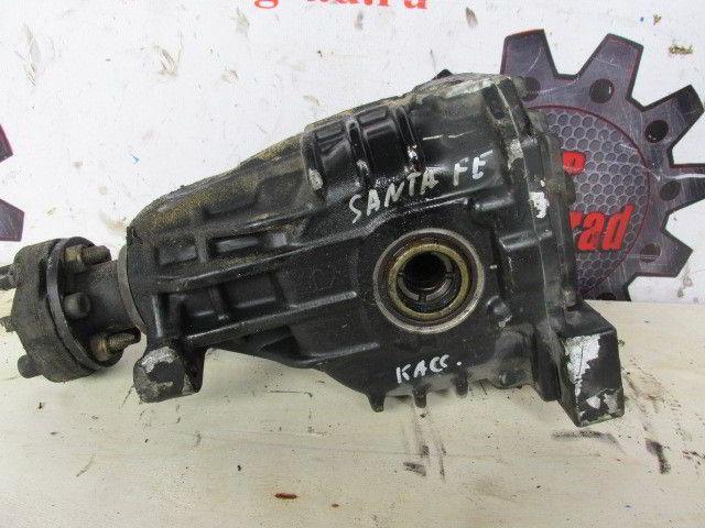 Задний редуктор 3.800R Hyundai Santa fe. Кузов: классик.