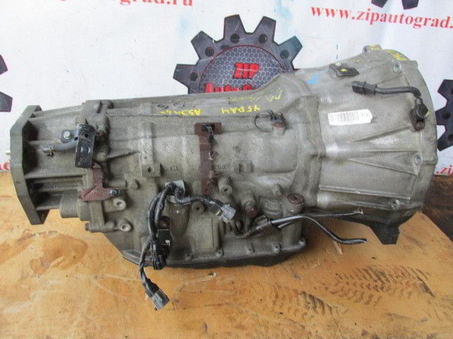 АКПП A5SR1,2 Kia Sorento. D4CB. , 2.5л., 170л.с.  фото 2