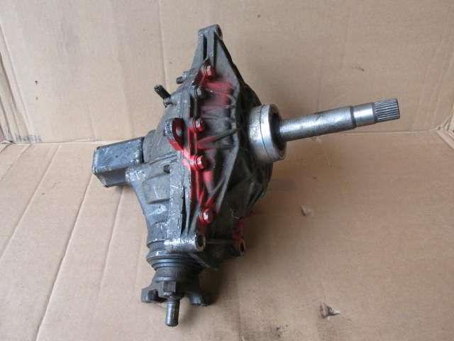 Передний редуктор 3.31 Ssangyong Rexton. D27DTP.  фото 2