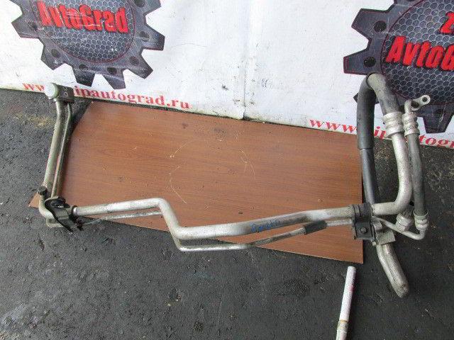 Трубка кондиционера Kia Sportage. Кузов: 2. D4EA.
