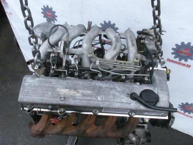 Двигатель Ssangyong Korando. 662910. , 2.9л., 98л.с.