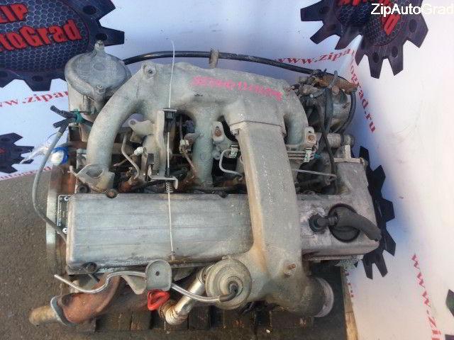 Двигатель Ssangyong Korando. 662910. , 2.9л., 98л.с.  фото 2