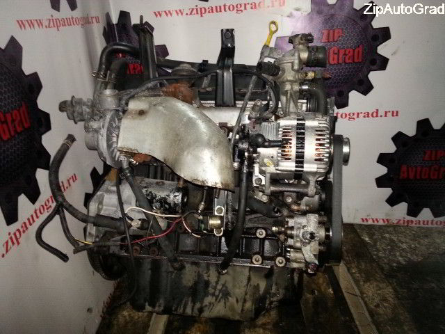 Двигатель Kia Carnival. J3. , 2.9л., 126л.с.  фото 4